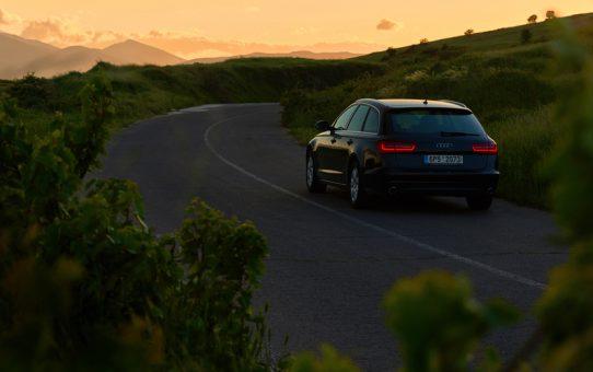 Præsentabel brugt Audi A6 med komfort i topklasse