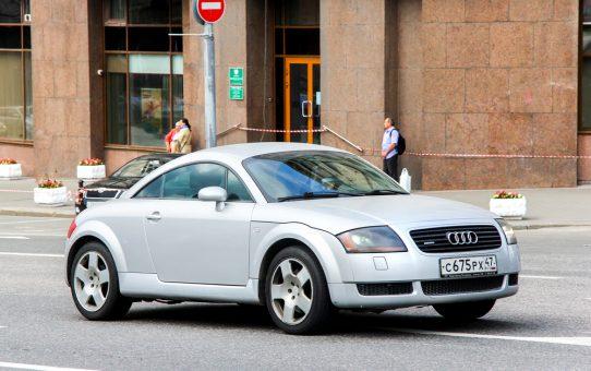 Køb eller leasing af brugt Audi TT